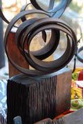 OBRA ARTÍSTICA | Escultura de ferro