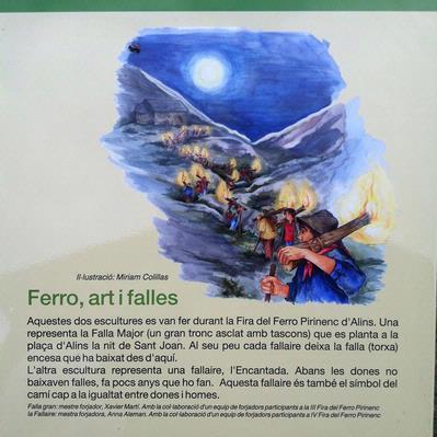 FORJA | L'Encantada (Alins-Pallars Sobirà)